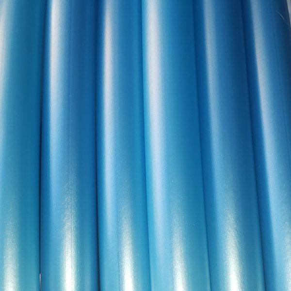 Metallic Blue Polypro Hula Hoops