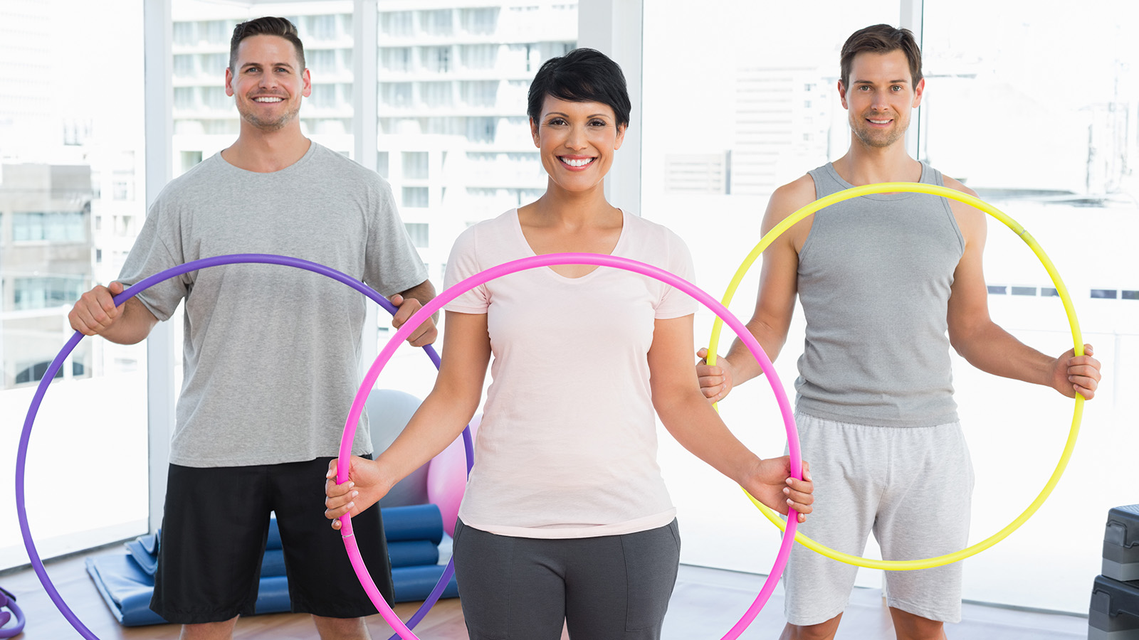 How a hula hoop can improve workplace performance