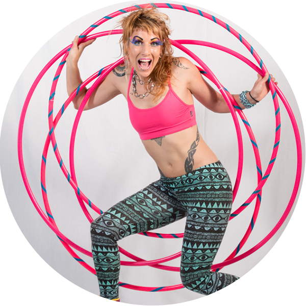 Beginners Hula Hoop Workshop