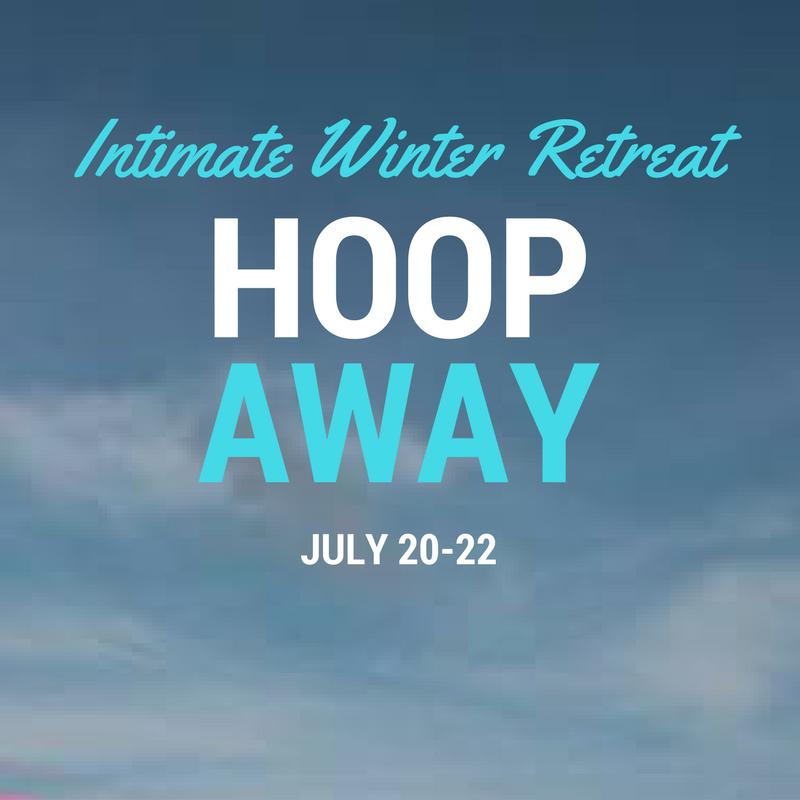 Winter Hula Hoop Retreat