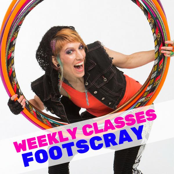 Footscray Hula Hoop Classes | Hoop Sparx