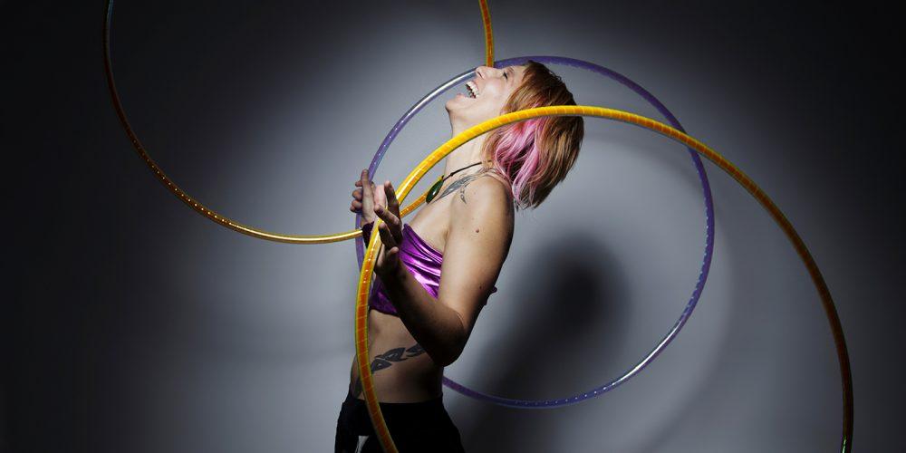 Donna Sparx - Hoop Away Retreat | Hoop Sparx