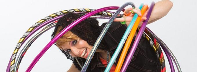 Donna Sparx - Hoop Away Hula Hoop Retreat
