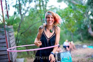 health benefits of hula hooping - Hoop Sparx