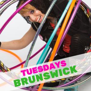 Hula Hoop classes Brunswick | Hoop Sparx
