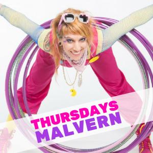 Hula Hoop classes Malvern | Hoop Sparx