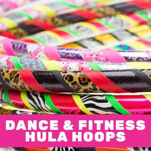Dance & Fitness Hula Hoops