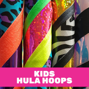 Kids Entertainment - Kids Hula Hoops | Hoop Sparx