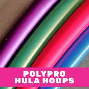 Polypro Hula Hoops