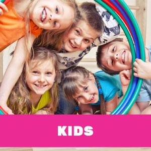 Kids Hula Hooping | Hoop Sparx