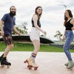 Lockdown Exercise Ideas - Roller Skating