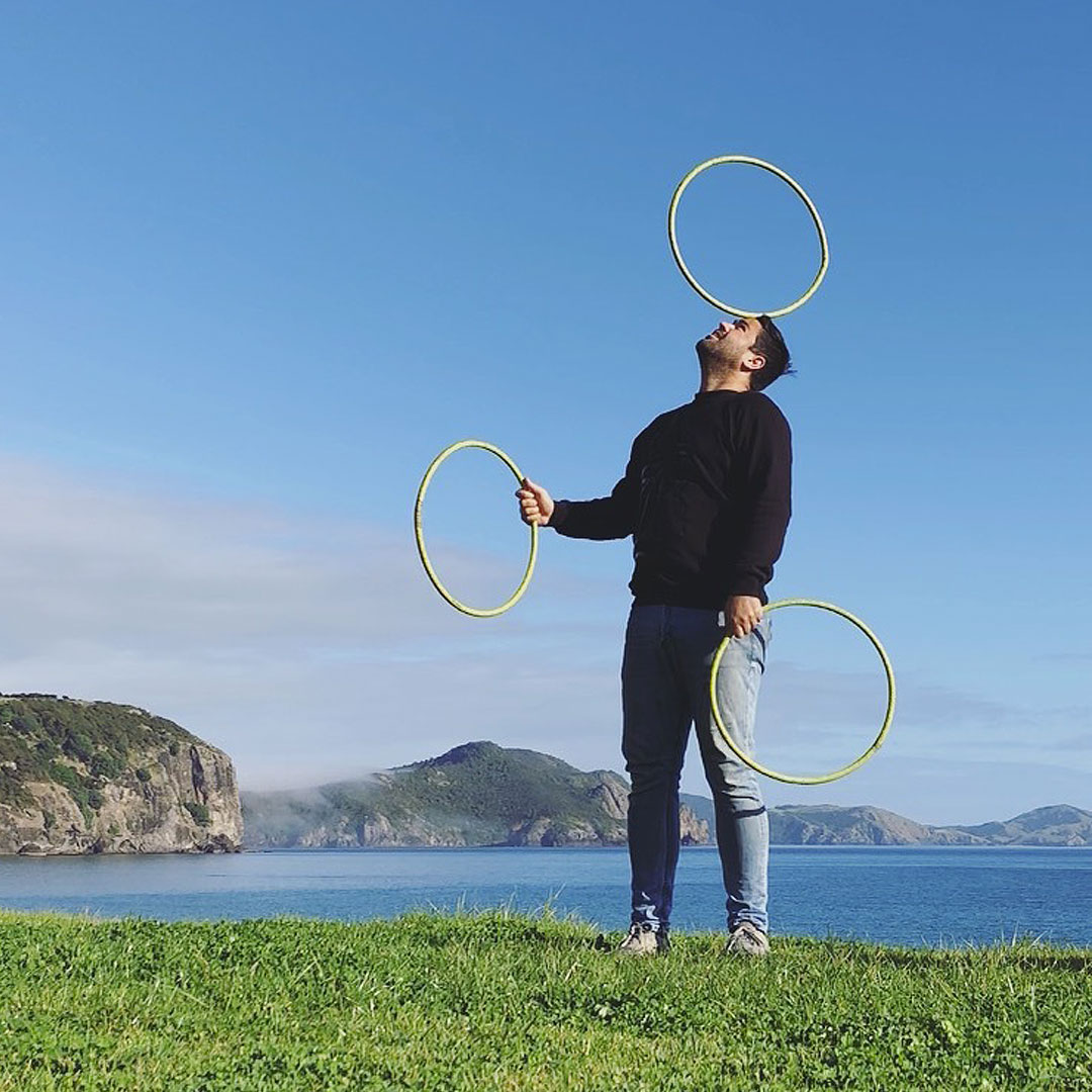 Mark Williams - Instructor Hoop Away 2021 New Zealand   Hoop Sparx