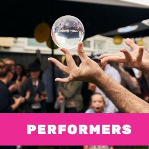 Hoop Sparx Performers & Entertainment