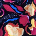 NIGHT FLOWERS LEGGINGS PRINT | Hoop Sparx