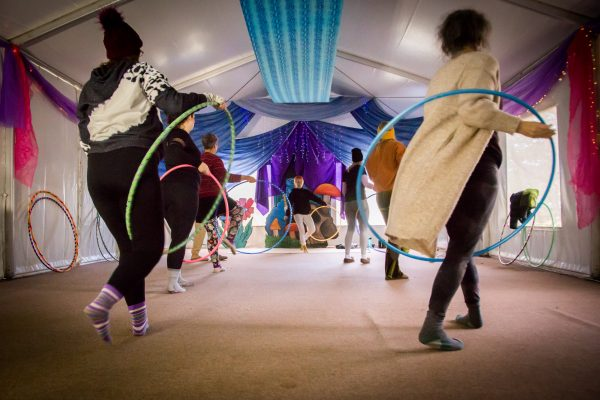 Hoop Away Retreat - Winter 2021 | Hoop Sparx - Erin Lee Photography