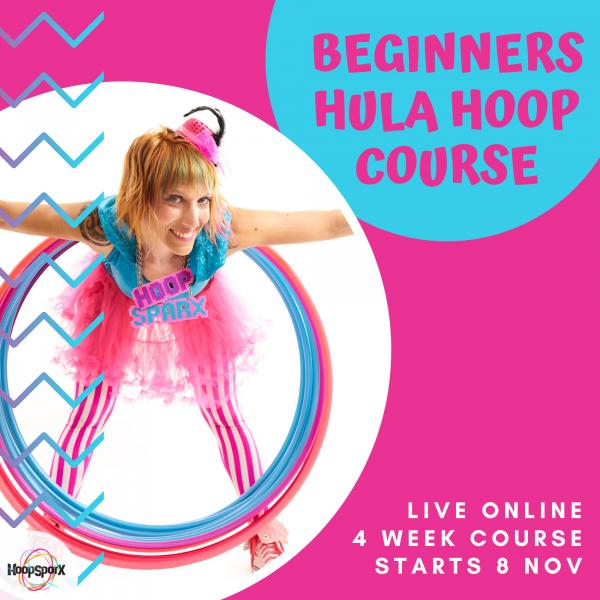 Beginners Hula Hoop Course