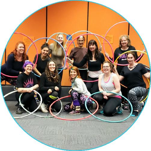 Hula Hoop Classes   Hoop Sparx